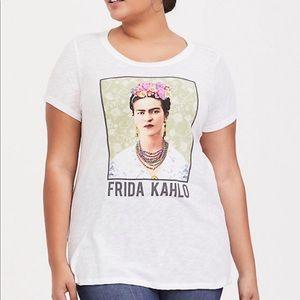 NWT Frida Kahlo Shirt Available In 2 Sizes! Plus💕